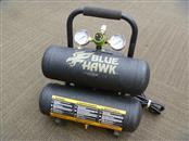 BLUE HAWK 0120212A 0.3-HP 2-GALLON 125-PSI 120-V TWIN STACK ELECTRIC COMPRESSOR